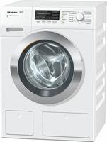 Miele WKH132 WPS PWash 2.0 & TDos XL Freistehend Frontlader 9kg 1600RPM Weiß Waschmaschine (Weiß)