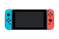 Nintendo Switch Joy‑Con 6.2Zoll 32GB WLAN Schwarz, Blau, Rot Tragbare Spielkonsole (Schwarz, Blau, Rot)