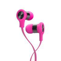 ISY IIE 2000 im Ohr Binaural Verkabelt Pink Mobiles Headset (Pink)