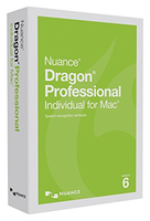 Nuance Dragon Professional Individual für Mac 6