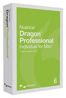 Nuance Dragon Professional Individual f/ Mac 6