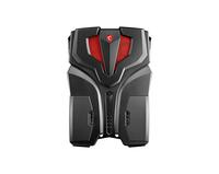 MSI VR ONE 7RE-083 2.9GHz i7-7820HK Schwarz, Rot PC (Schwarz, Rot)