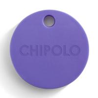 Chipolo Classic Bluetooth Violett Schlüsselfinder (Violett)