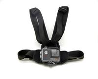 Easypix 55232 Truhe Action sports camera mount Zubehör für Actionkameras (Schwarz)