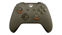 Microsoft Xbox Wireless Gamepad PC,Tablet PC,Xbox One,Xbox One S Blau, Grün (Blau, Grün)