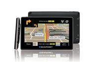 Blaupunkt TravelPilot 53 CE LMU Fixed 5Zoll Touchscreen Schwarz Navigationssystem (Schwarz)
