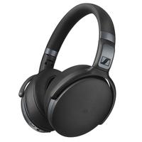 Sennheiser HD 4.40 BT Wireless Kopfband Binaural Mit Kabel/NFC/Bluetooth Schwarz (Schwarz)