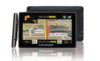 Blaupunkt TravelPilot 53 EU LMU Fixed 5Zoll Touchscreen Schwarz Navigationssystem (Schwarz)
