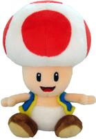 Nintendo Toad Figur Mehrfarben (Mehrfarben)