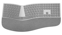 Microsoft 3RA-00005 Bluetooth Grau Tastatur (Grau)