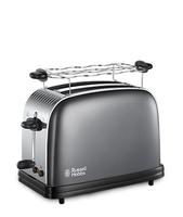 Russell Hobbs 23332-56 2slice(s) Schwarz, Grau Toaster (Schwarz, Grau)