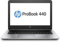 HP ProBook 440 G4 2.50GHz i5-7200U 14Zoll 1920 x 1080Pixel Schwarz, Silber Notebook (Schwarz, Silber)