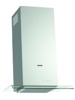 Gorenje WHGC663A1X Wandmontiert 650m³/h B Weiß (Weiß)