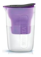 Brita Fun Pitcher-Wasserfilter 0.5l Schwarz, Violett (Schwarz, Violett, Transparent)