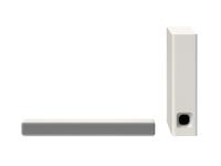 Sony HTMT301 Kabellos Weiß Soundbar-Lautsprecher (Weiß)
