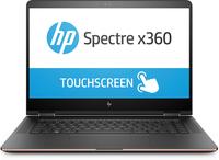 HP Spectre x360 - 15-bl030ng (Schwarz, Bronze)