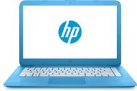 HP Stream - 14-ax030ng (Cyan)