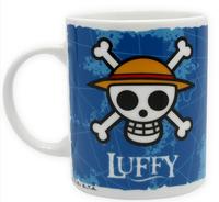 ABYstyle One Piece mug Luffy and Emblem Multi Universal 1Stück(e) Tasse & Becher (Mehrfarbig)
