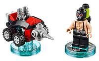 Warner Bros LEGO Dimensions Bane Fun Pack 2Stück(e) Mehrfarben Baufigur (Mehrfarben)