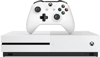 Microsoft Xbox One S Forza Horizon 3 Bundle 500GB WLAN Weiß (Weiß)