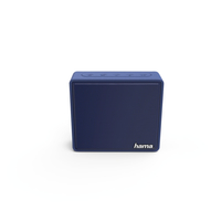 Hama Pocket Mono portable speaker 3W Blau (Blau)