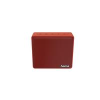 Hama Pocket Mono portable speaker 3W Rot (Rot)