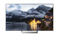 Sony KD65XE9005 65Zoll 4K Ultra HD Smart-TV WLAN Schwarz, Silber LED-Fernseher (Schwarz, Silber)