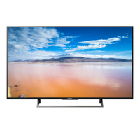 Sony KD-43XE8005 43Zoll 4K Ultra HD Smart-TV WLAN LED-Fernseher (Schwarz)