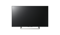 Sony KD-49XE8077 49Zoll 4K Ultra HD Smart-TV WLAN Silber LED-Fernseher (Silber)