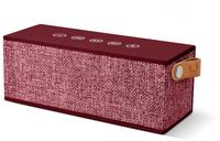 Fresh 'n Rebel Rockbox Brick Fabriq Stereo portable speaker 12W Rot (Rot)