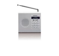 Lenco PDR-020 Tragbar Analog & digital Weiß Radio (Weiß)
