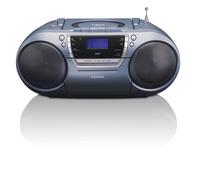 Lenco SCD-680 Digital Grau CD-Radio (Grau)