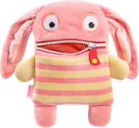 Schmidt Spiele Pomm Monster Baumwolle Gelb (Pink, Gelb)