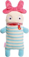 Schmidt Spiele Lilli Monster Baumwolle Blau (Beige, Blau, Pink)