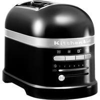 KitchenAid 5KMT2204EBK 2slice(s) 1250W Schwarz Toaster (Schwarz)