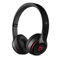 Beats by Dr. Dre Solo2 Kopfband Binaural Verkabelt Schwarz Mobiles Headset (Schwarz)