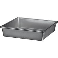 KitchenAid KBNSO08SQ Backofen Quadratisch Stahl Backofenrost & Backblech (Grau)