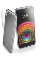 Cellularline FINECLGXPOWERT 5.3Zoll Abdeckung Transparent Handy-Schutzhülle (Transparent)