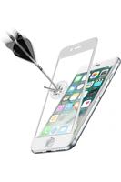 Cellular Line TEMPGCAPIPH747W klar iPhone 7 1Stück(e) Bildschirmschutzfolie (Transparent, Weiß)