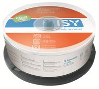 ISY ICD 1000 CD-R 700MB 25Stück(e) CD-Rohling