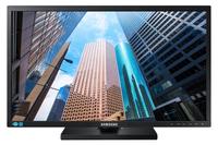Samsung S24E650PL 23.6Zoll Full HD PLS Schwarz Computerbildschirm (Schwarz)