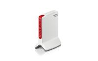 AVM FRITZ!Box 6820 LTE Einzelband (2,4GHz) Gigabit Ethernet 3G 4G Weiß WLAN-Router (Weiß)