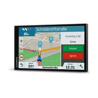 Garmin DriveSmart 61 LMT-D Fixed 6.95Zoll TFT Touchscreen 243g Schwarz Navigationssystem (Schwarz)