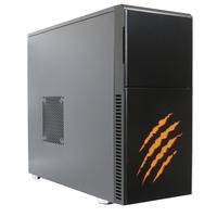 NBB NBB01044 4.2GHz i7-7700K Midi Tower Schwarz, Gelb PC PC (Schwarz, Gelb)
