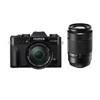 Fujifilm X T20 + XC16-50mm F3.5-5.6 OIS II + XC50-230mm F4.5-6.7 OIS II Systemkamera 24.3MP CMOS III 6000 x 4000Pixel Schwarz (Schwarz)
