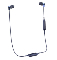 Panasonic RP-NJ300BE-A im Ohr Binaural Kabellos Blau Mobiles Headset (Blau)