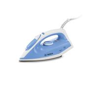 Bosch TLB5000 Trocken-Bügeleisen Palladium-Sohle 1300W Blau, Weiß Bügeleisen (Blau, Weiß)