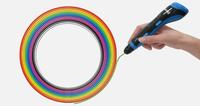 Polaroid 3D-FL-PL-2500-00 Polyacticsäure (PLA) Schwarz, Blau, Braun, Gold, Grün, Grau, Jägergrün, Orange, Pink, Violett, Rot, Silber, Transparent, Weiß, Gelb 15g 3D-Druckmaterial