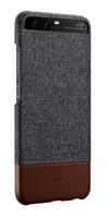 Huawei 51991893 5.1Zoll Abdeckung Braun, Grau Handy-Schutzhülle (Braun, Grau)