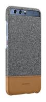 Huawei 51991894 5.1Zoll Abdeckung Braun, Grau Handy-Schutzhülle (Braun, Grau)